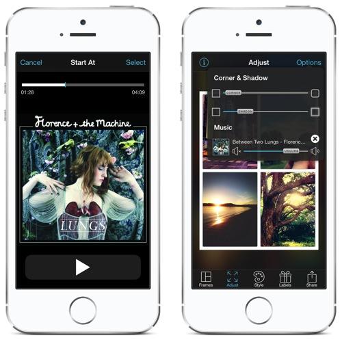 PicFrame 8.5 Music